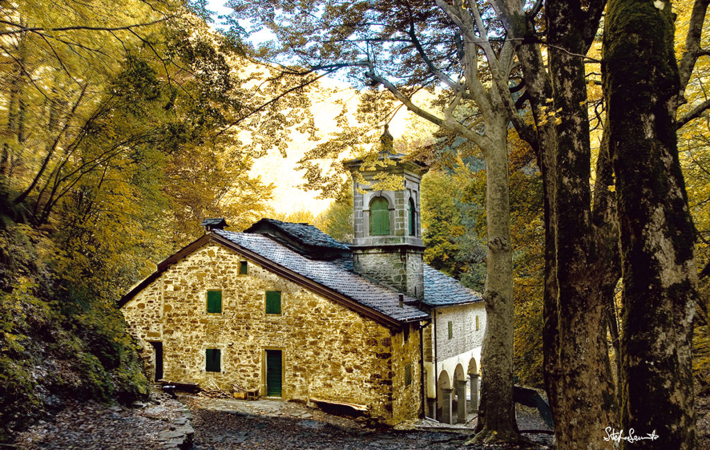 Piccolo Ufficio Della Madonna : Il santuario della madonna del faggio discover alto reno terme