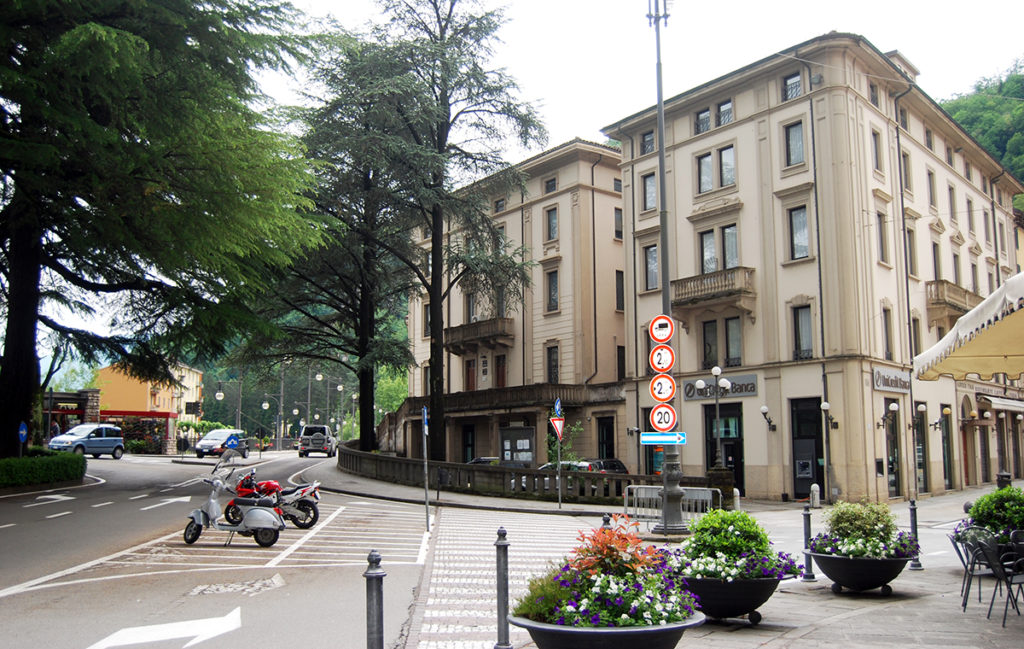Hotel Albergo Italia Porretta Terme
